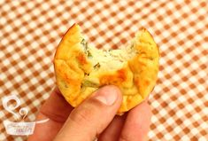 mini quiche de batata doce