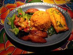 Victor's 1959 Cafe, Minneapolis.  Favorite dishes: salmon de mango; lechon asado (pulled pork flavored with lime juice); Xango Chango dessert.