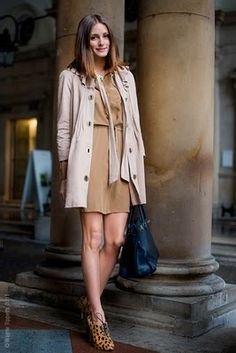 I Sold My Cookie Cutter on the Internet: Olivia Palermo: Neutral Inspiration