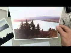 Watercolor Painting / Stan Miller - YouTube