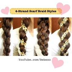 This was one of my very first braiding tutorials.... - ♥ just bebexo