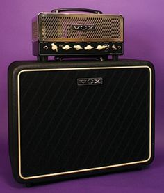 Vox Amp and Cabinet
