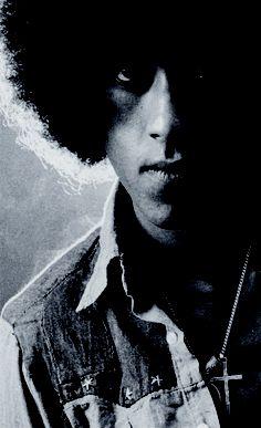 Phil Lynott singer for Thin Lizzy.