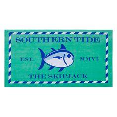 Southern Tide Skipjack Beach Towel