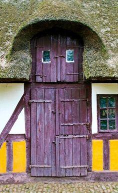 Door in Denmark