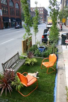 Tactical Urbanism - Short Term Action, Long Term Change.