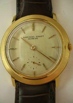 Vintage Watches For Sale, Audemars Piguet, Watch Sale, Omega Watch, Gentleman's Wardrobe, Antiques, Pocket Watches, Accessories, 1960s