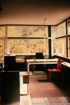 Schroder House, Conference Room, Table, Culture, Furniture, Home Decor, Shape, Architecture, Decoration Home