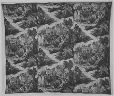 Quilt Date: ca. 1788 Culture: British Medium: Cotton Dimensions: L. 84 x W. 70 inches (213.4 x 177.8 cm) Classification: Textiles-Printed Credit Line: Gift of Mrs. Benjamin Arthur Aycrigg, 1925 Accession Number: 25.197