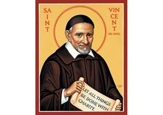 Pope Francis sent a message on Wednesday to members of the Vincentian family to mark the fourth centenary of their foundation by French priest Saint Vincent de Paul.