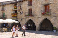 Why visit Ainsa, Spain?