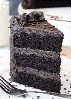 Best Chocolate Cake Recipe - RecipeChart.com