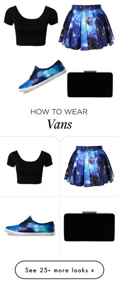 """Untitled #640"" by marta-moreno-1 on Polyvore featuring John Lewis and Vans"