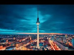 Eat Dinner atop the TV Tower in Berlin. At 679 feet, enjoy dinner at Sphere, a rotating restaurant at the top of the tower. Admire the incredible 369 degree views of Berlin from your table. Berlin Wallpaper, Wallpaper World, Mac Wallpaper, City Wallpaper, Computer Wallpaper, Mobile Wallpaper, Berlin Travel, Hd Widescreen Wallpapers, 1920x1200 Wallpaper