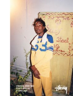 Tyrone Lebon Shoots Stussy SS16 Campaign