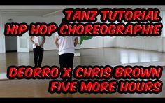 Tanz Tutorial (Hip Hop Choreographie) | Deorro x Chris Brown - Five More...