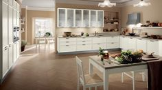 Kitchen Atelier Scavolini