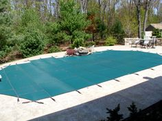 #Fall is coming fast. Place an order for your #safety #poolcover before all of the leaves fall into your #pool.