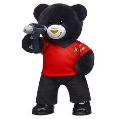 Star Trek Build-A-Bear Plushies Celebrate The 50th Anniversary With Cuteness - #bear #cute #spock #startrek #toys
