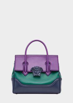 Versace Pink Mini Empire Bag  24165a62bda00