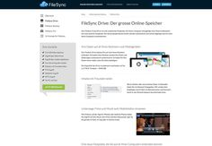 FileSync GmbH - Folgeseite