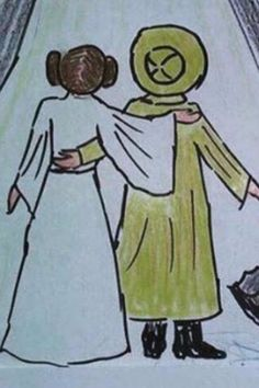 Todd Fisher Posts a Drawing of Debbie Reynolds and Carrie Fisher Reuniting, and It Will Warm Your Heart