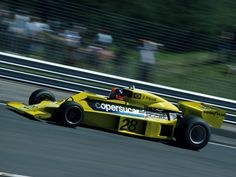 1977 Copersucar F5 - Ford (Emerson Fittipaldi)