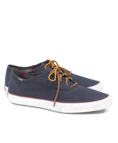 51eac1afb4f Keds® for Brooks Brothers Ripstop Lace-Up Sneakers - Brooks Brothers
