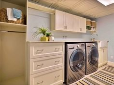 Idea for small space basement
