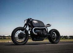 Ziggy Moto Custom BMW R75/5 Concept