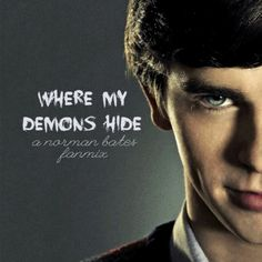 Bates Motel. A young Norman Bates. Great actor, Freddy Highmore