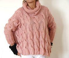 объемный свитер спицами: 19 тыс изображений найдено в Яндекс.Картинках