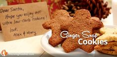 These Ginger Snap Cookies are a great accompaniment for a cup of coffee or satisfying that cookie craving.