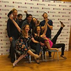 Crazy people, funny faces, but still gorgeous  #FT4