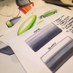What a mess!  #TheSketchMonkey #design #industrialdesign #markers #designsketching @copicmarker #copicmarkers