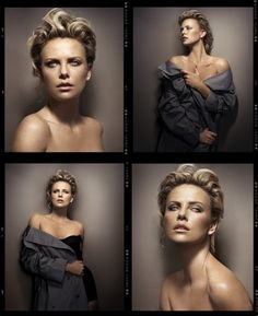 http://www.vincentpetersphotography.com/ {Charlize Theron}