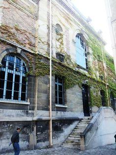 La manufacture des Gobelins.  Paris 13eme.