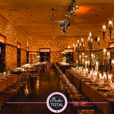 Enamórate con nuestra #fotogalería ara las bodas de noche. Inspirate y crea una iluminación ¡Perfecta y romántica! #BodaTotal