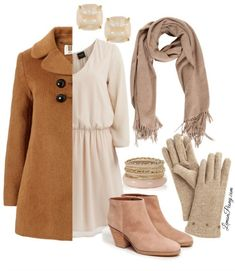 Cute Pastel Outfit for Winter | Pink, Plaid, and Neutral! Love this look for the Holidays - Thanksgiving, Christmas, and New Years!