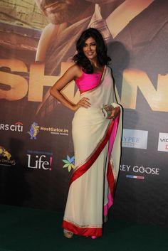 Chitrangada Singh  2012 IIFA Awards