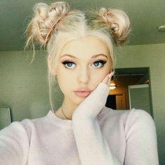 Image about hair in loren gray by ℰ𝓂𝓂𝒶🥀 on we heart it Loren Grau, Gray Instagram, Corte Y Color, Grey Hair, Celebs, Celebrities, Cute Hairstyles, Pretty People, Hair Goals
