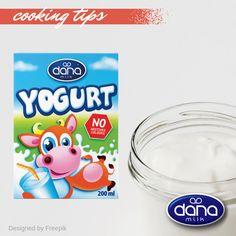 Yogurt is a wonderful refreshment - try some today. Brand Names, Yogurt, Dairy, Nutrition, Cooking, Life, Baking Center, Kochen, Cuisine