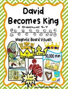 78202c7115d567fea6e9d11f13fd5778  david and goliath king david - King Of Kindergarten