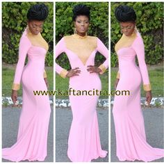 AURORA KAFTAN ~African fashion, Ankara, kitenge, African women dresses, African prints, Braids, Nigerian wedding, Ghanaian fashion, African wedding ~DKK