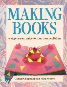 Making Books (Pb) by Chapman/Robson