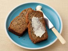 Banana Bread Recipe Without Baking Soda Or Brown Sugar.The Best Banana Bread Recipe No Nuts! Banana Bread Banana Bread Without Baking Powder Recipe . Home and Family Best Banana Bread, Banana Bread Recipes, Banana Nut, Alton Brown Banana Bread, Baked Banana, Carrot Recipes, Food Network Recipes, Cooking Recipes, Great Recipes