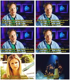 Joss, this is why I love you.  Joss Whedon - Buffy the Vampire Slayer - Feminism