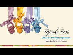 Chupón o chupete en crochet: souvenir para baby shower o bautizo - YouTube