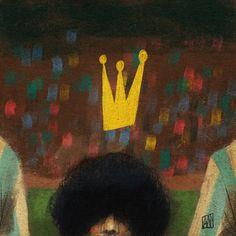 Maradona on Behance Digital Art, Behance, Creative, Illustration, Painting, Painting Art, Paintings, Illustrations, Painted Canvas