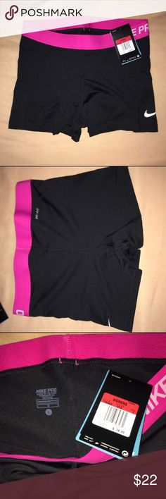 Women's Nike Pro Spandex Brand new with tags. Nike Shorts